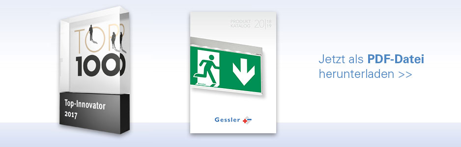 Gessler GmbH | Emergency lighting and power supply systems